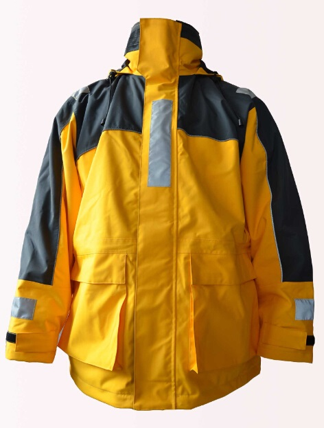Sailing offshore and coastal jacket